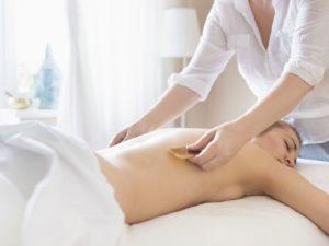 Гуаша вид массажа для тела