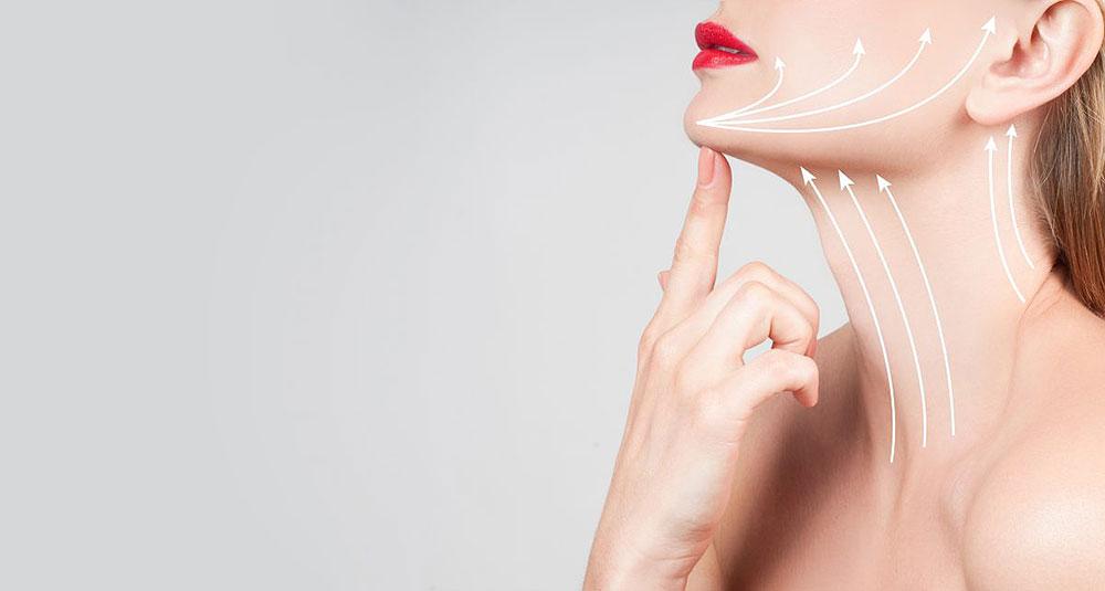 Пластический массаж лица