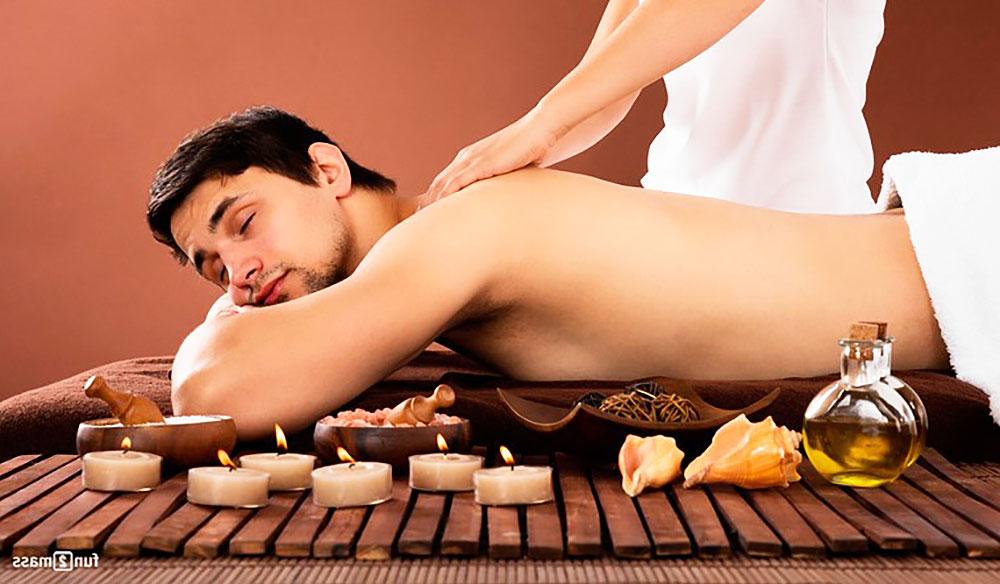 Релакс массаж для мужчины